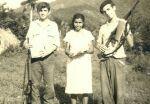Anécdotas de Manuel como alfabetizador (primero a la derecha)