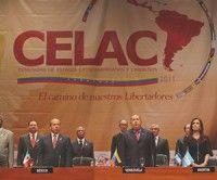 Cumbre histórica en Caracas