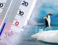 Polo Sur Marca record en bajas temperaturas