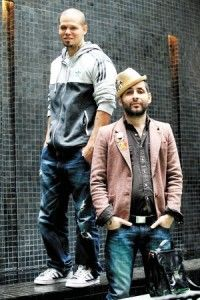 La agrupación musical Calle 13, liderada por René Pérez y Eduardo Cabra, recibirá la Medalla Ramón Emeterio Betances del Ateneo Puertorriqueño Foto: ROBERTO ARMOCIDA EL UNIVERSAL