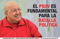Hugo Chávez y el PSUV