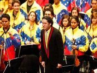 Concierto de la Orquesta Sinfónica Juvenil en la inauguración de la CELAC