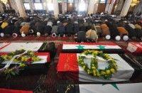 Funeral en Siria