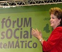 Brasil propone apoyo a Foro Social Mundial para combatir pobreza