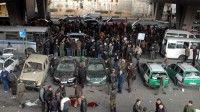 Atentado en Damasco, Siria