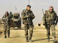 Tropas francesas en Afganistán