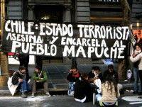 Violencia contra el pueblo mapuche
