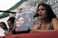 """Camila Vallejo lanzó su libro """"Podemos cambiar el mundo"""""""