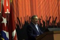 Raúl Castro en la clausura de la Conferencia del PCC. Foto: Ismael Francisco/Cubadebate