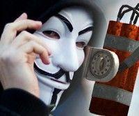 Detenidos 4 miembros de Anonymous en España