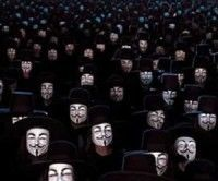 Anonymous se cuela en la ceremonia de los Goya