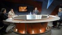 El anuncio de la recuperación de Hugo Chávez Frías, Presidente de la República Bolivariana de Venezuela, tras la intervención quirúrgica a que fue sometido en Cuba, abrió hoy la Mesa Redonda informativa de la radio y televisión cubanas. Foto: Juan Carlos Alejo