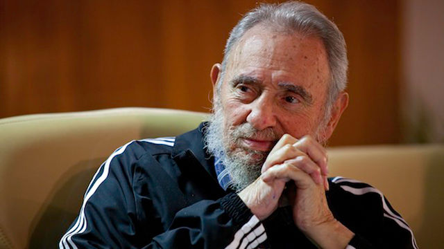 Disparan salvas en Cuba en honor a Fidel