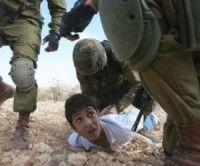 Israel mantiene como priosioneros a miles de niños palestinos