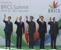 Cumbre de países BRICS evalúa crear Banco de Desarrollo