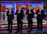 Candidatos republicanos EEUU