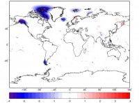 NASA confirma derretimiento de glaciares y elevación del mar