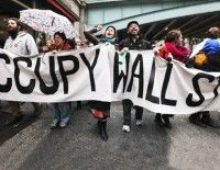 Occupy Wall Street. Foto: AFP