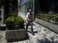 Terremoto en México. Foto: BBC