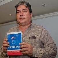 Raúl Capote, autor del libro