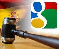 España lleva a Google ante el Tribunal de Luxemburgo