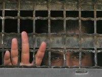 Palestino preso
