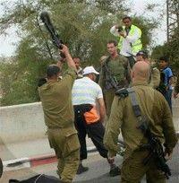 Violencia de alto oficial israelí contra activistas del Movimiento de Solidaridad con Palestina