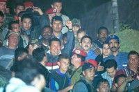 Chávez regresa a Miraflores