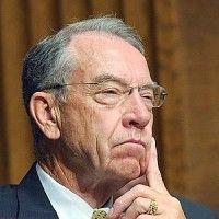 Charles Grassley, senador republicano por Iowa. Foto AP