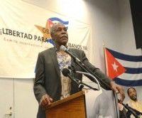 Danny Glover ratifica compromiso con causa de antiterroristas cubanos