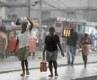 Lluvias dejan seis muertos y más de diez mil afectados en Haití