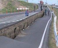 El terremoto de Japón provocó una fractura de casi 400 km en la corteza terrestre