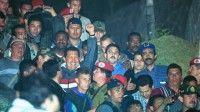 El pueblo venezolano exigió en aquellos días de abril de 2002 la restitución inmediata del presidente Hugo Chávez a su puesto de Jefe de Estado. Foto: AVN