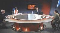 Las cumbres populares y de presidentes en Colombia, y otras batallas latinoamericanas en la actualidad, motivaron hoy los análisis de los panelistas de la Mesa Redonda. Foto: Juan Carlos Alejo