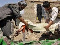 Masacre en Afganistán
