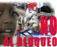 Piden en Bolivia fin de bloqueo a Cuba y libertad de antiterroristas