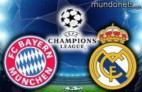 Bayerns de Múnich vs Real Madrid