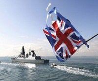 """Destructor británico """"HMS Dauntless"""" parte hacia Islas Malvinas"""