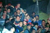 El Pueblo en la calle restituyó en el poder al Comandante Hugo Chávez. Foto:PSUV/Archivo