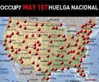 Convocada Huelga Nacional en Estados Unidos para el 1 de mayo