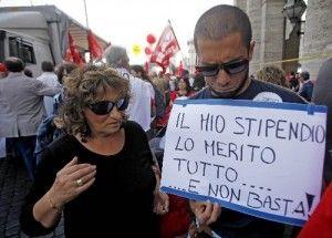 Crisis en Italia