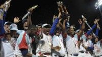 Ciego de Ávila venció a Industriales y se convirtió, por primera vez en la historia, en Campeón de la Serie Nacional de Béisbol. Foto: Ismael Francisco/Cubadebate