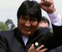 Evo Morales clausura congreso de central campesina en Cochabamba