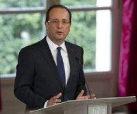 Hollande promete una política de respeto hacia todos los pueblos del mundo