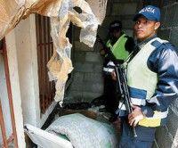 Descubren centro de torturas en Honduras