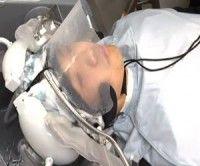 Robot con 24 dedos lava el pelo, lo seca y además hace masajes