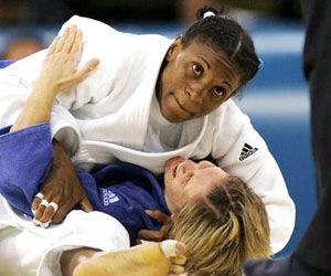 Cubana Mestre descalificada en judo femenino olímpico