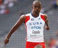 Cubanos dorados en Gran Premio de atletismo en Brasil