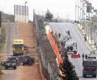 Israel construye muro en la frontera con Líbano