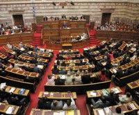 Fragmentación en el Parlamento griego amenaza ajustes que exige la UE
